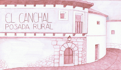 Logotipo Posada Rural El Canchal