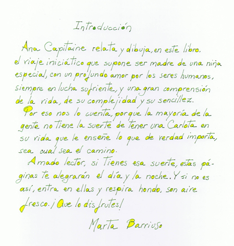 Retrato de Carlota - Introducción