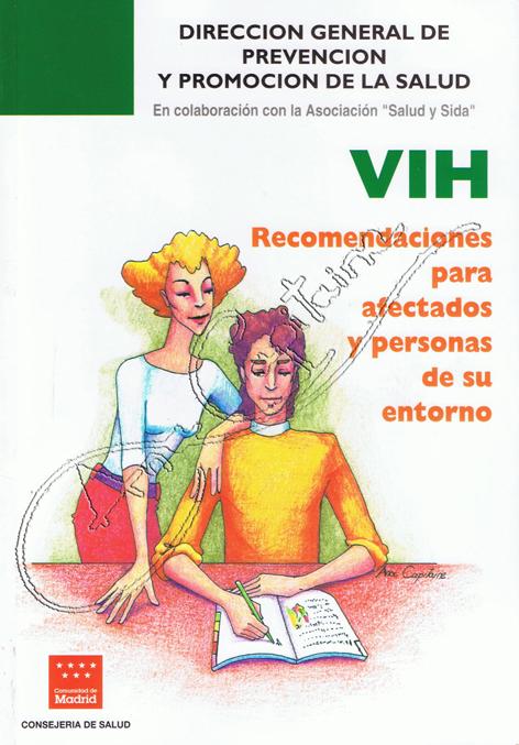 Recomendaciones sobre el VIH